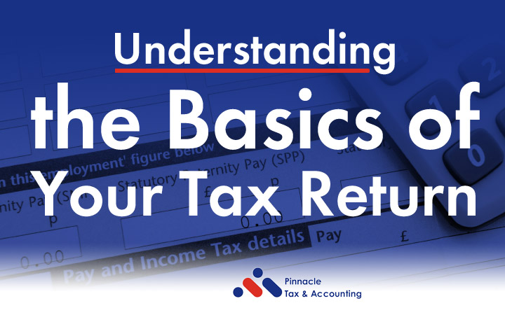 Understanding the Basics of Your Tax Return